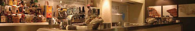 Arredamento bar e ristorazione