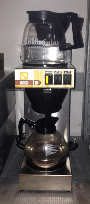 Macchina caffè americano Simonelli